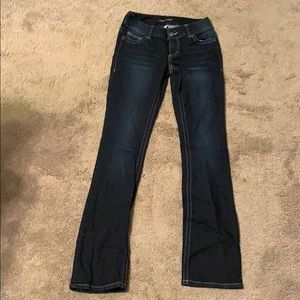 Maurice jeans size SMALL-long